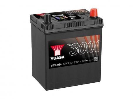 Yuasa Auto Batterie YBX3056 12V 36Ah