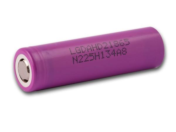 LG LI-ION Rundzelle ICR18650-HD2C