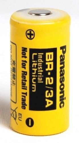 Panasonic Lithium Rundzelle BR-2/3A