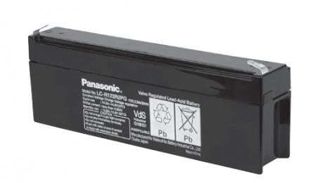 Panasonic Bleiakku LC-R122R2PG