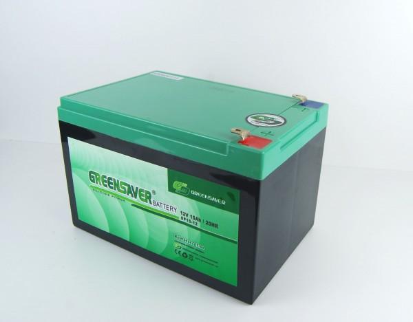Greensaver Bleiakku SP15-12