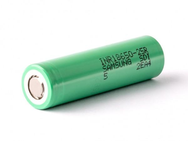 Samsung LI-ION Rundzelle INR18650-25R