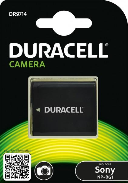 Duracell Digitalkamera und Camcorder Ersatzakku passend für NP-BG1