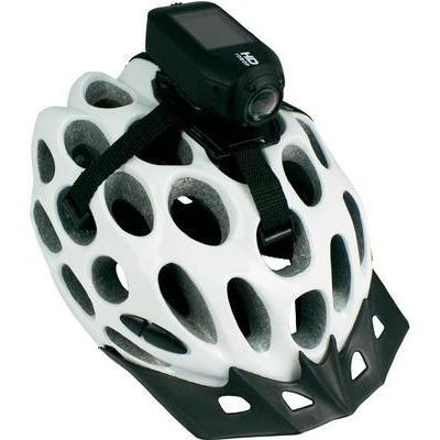Halterung für belüftete Helme
