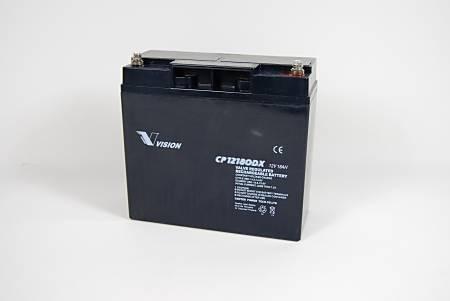 Vision Bleiakku CP12180DX