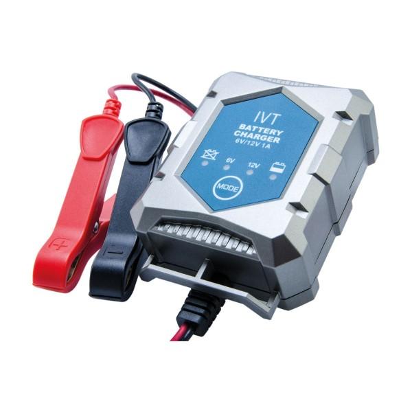 IVT Automatik Ladergerät PL-C001P 6/12V, 1A