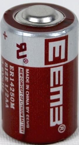EEMB Lithium-Rundzelle Highpower Type ER 14250M