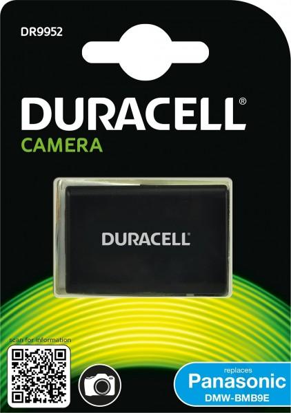 Duracell Digitalkamera und Camcorder Ersatzakku passend für DMW-BMB9E