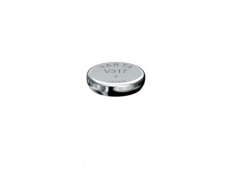 Varta Uhren-Knopfzelle 317