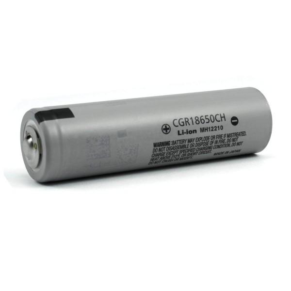 Panasonic LI-ION Rundzelle CGR18650CH