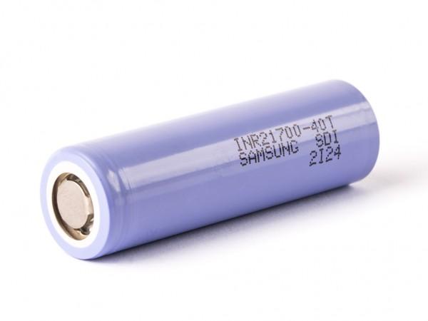 Samsung LI-ION Rundzelle 21700-40T