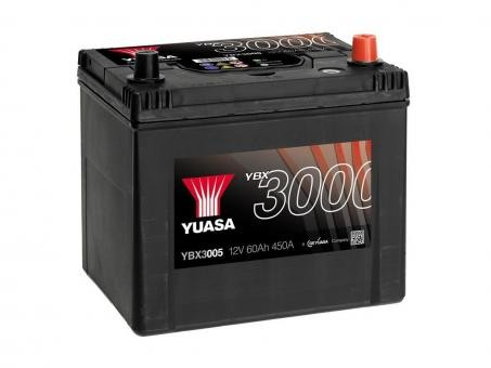 Yuasa Auto Batterie YBX3068 12V 72Ah