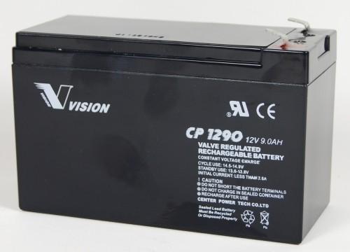 Vision Bleiakku CP1290F2