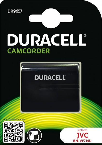 Duracell Digitalkamera und Camcorder Ersatzakku passend für BN-VF714U