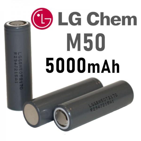 LG LI-ION Rundzelle 21700-M50T
