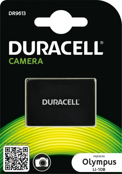 Duracell Digitalkamera und Camcorder Ersatzakku passend für LI-10B