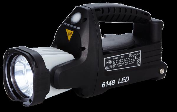Stahl Hand-Scheinwerfer-Set LED 6148EX
