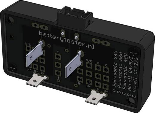 Batterytester Plug & Play für Sparta E-Motion passend für C1, C2, C3, 26V