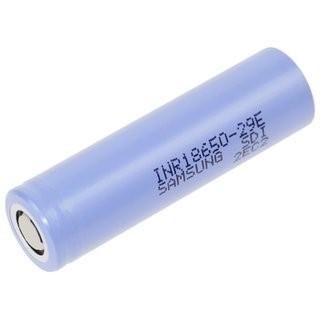 Samsung LI-ION Rundzelle INR18650-29E