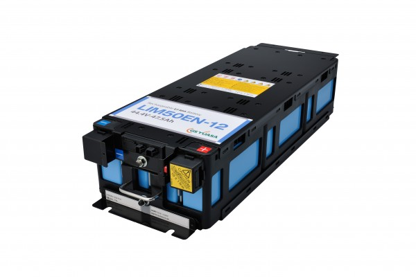 Yuasa Lithium-Ionen-Batteriemodul LIM50EN