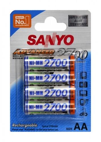 Sanyo Consumer System HR3U 2700B4