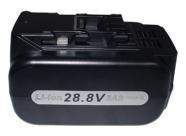 Passend für Panasonic Elektrowerkzeug Akku LI28.8/3500
