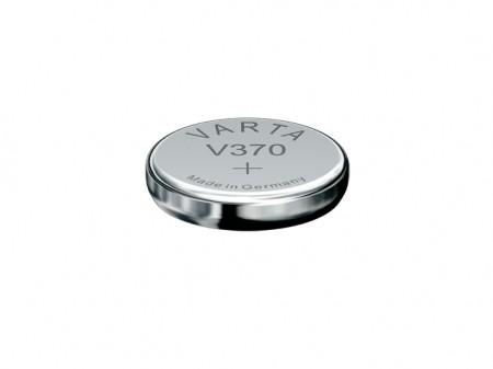 Varta Uhren-Knopfzelle 370
