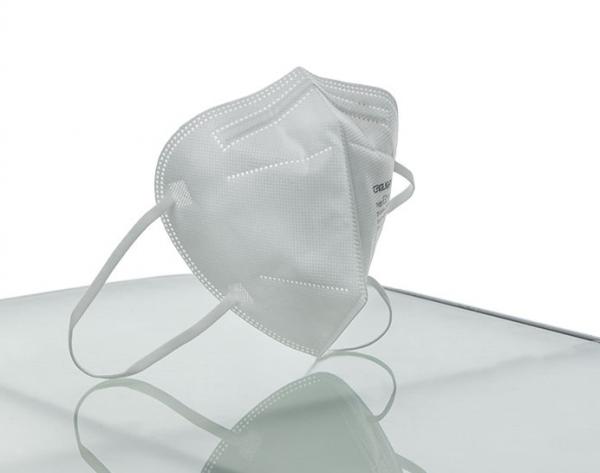 CRD Atemschutzmaske FFP2 CE0370 einzeln verpackt (Menge 25)