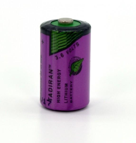 Tadiran Hochtemperatur Lithium Rundzelle SL-550S