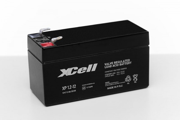 XCELL XP 1.2-12 Bleiakku
