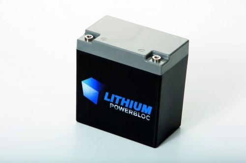 LPB Powerbloc LI-ION Batterie LPB 11AH