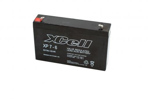 XCELL XP 760 Bleiakku