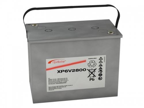 Exide Sprinter Bleiakku XP6V2800