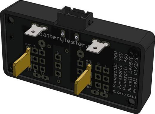 Batterytester Plug & Play für Accell passend für E-motion C4, C5, B300-500, E300-500, 36V