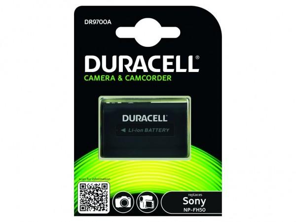 Duracell Digitalkamera und Camcorder Ersatzakku passend für NP-FH30