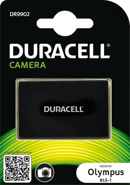 Duracell Digitalkamera und Camcorder Ersatzakku passend für BLS-1