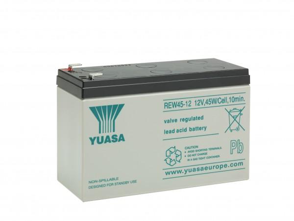 Yuasa REW45-12 Bleiakku
