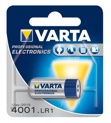 Varta High Energy Alkaline Batterie 4001 1er-Blister
