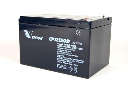 Vision Bleiakku CP12150D