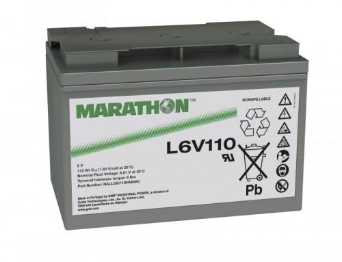 Exide Marathon Bleiakku L6V110