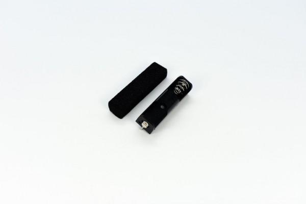 Batteriehalter mit 2 Pins für 1x AA