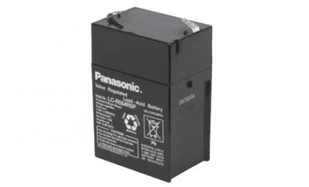 Panasonic Bleiakku LC-R064R5P
