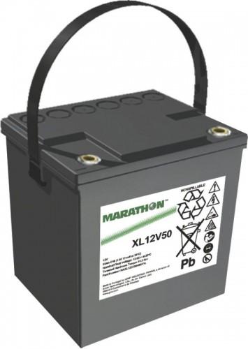 Exide Marathon Bleiakku XL12V50