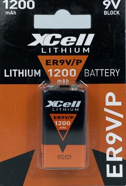 XCell 9V Li-Block