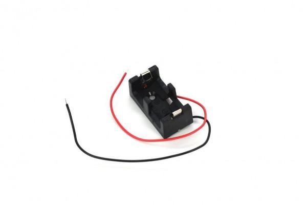Batteriehalter für CR2 mit Kabel