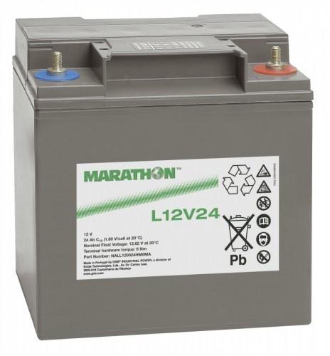 Exide Marathon Bleiakku L12V24