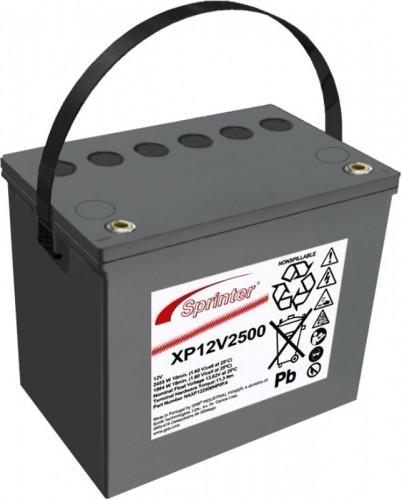 Exide Sprinter Bleiakku XP12V2500