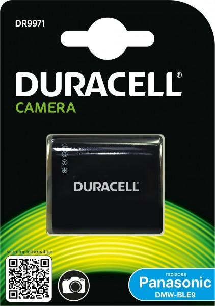 Duracell Digitalkamera und Camcorder Ersatzakku passend für DMW-BLE9