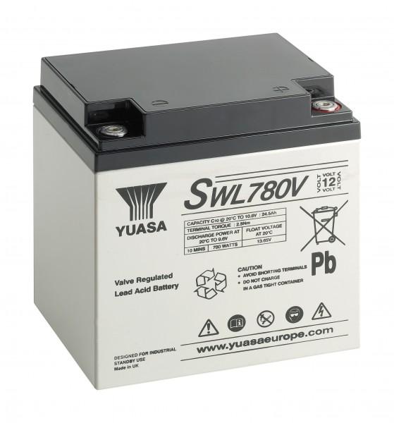 Yuasa SWL-EN Bleiakku SWL 780V