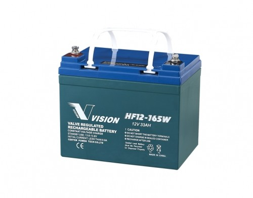 Vision Bleiakku HF12-165WX